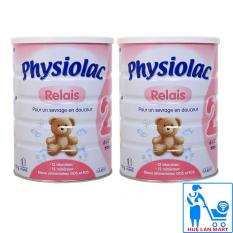 [COMBO 2 HỘP] SỮA BỘT PHYSIOLAC 2 900G