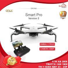 Flycam C – FLY Smart PRO (JJRC X7 PRO) Version 2 1080P. Gimbal chống rung 2 Trục , Bay 23 – 25 phút, Truyền ảnh 1Km, tầm xa 2Km ( Cly dream, Cfly Paith, Zino, Mjx, Sjrc)