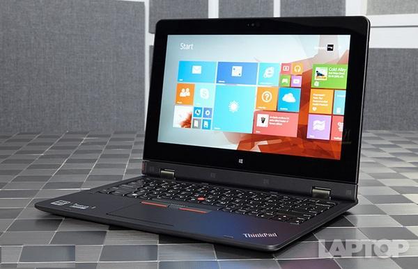 Lenovo ThinkPad Helix 2 kèm bàn phím