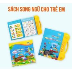 Sách nói điện tử song ngữ Anh-Việt – Sách thông minh Song ngữ điện tử cho bé đọc hát kể chuyện – Sách thông minh cho bé học tiếng anh- tiếng việt – toán