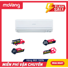 [TRẢ GÓP 0%] Điều hòa Inverter Mitsubishi Heavy SRK18YXP-W5 – Máy lạnh Inverter Công suất 2 Hp – 17060 BTU