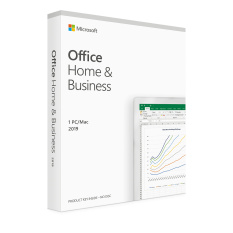 Microsoft Office Home & Business 1 PC/Mac 2019