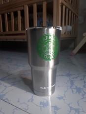 LY GIỮ NHIỆT INOX 304 CAO CẤP ( Bộ sp gồm 1 ly, 1 túi,2 Ống hút, 1 Cọ rửa).