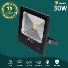 Đèn pha LED 30W Daxinco dẹp