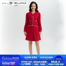Chân váy nữ IVY moda MS 31M6045