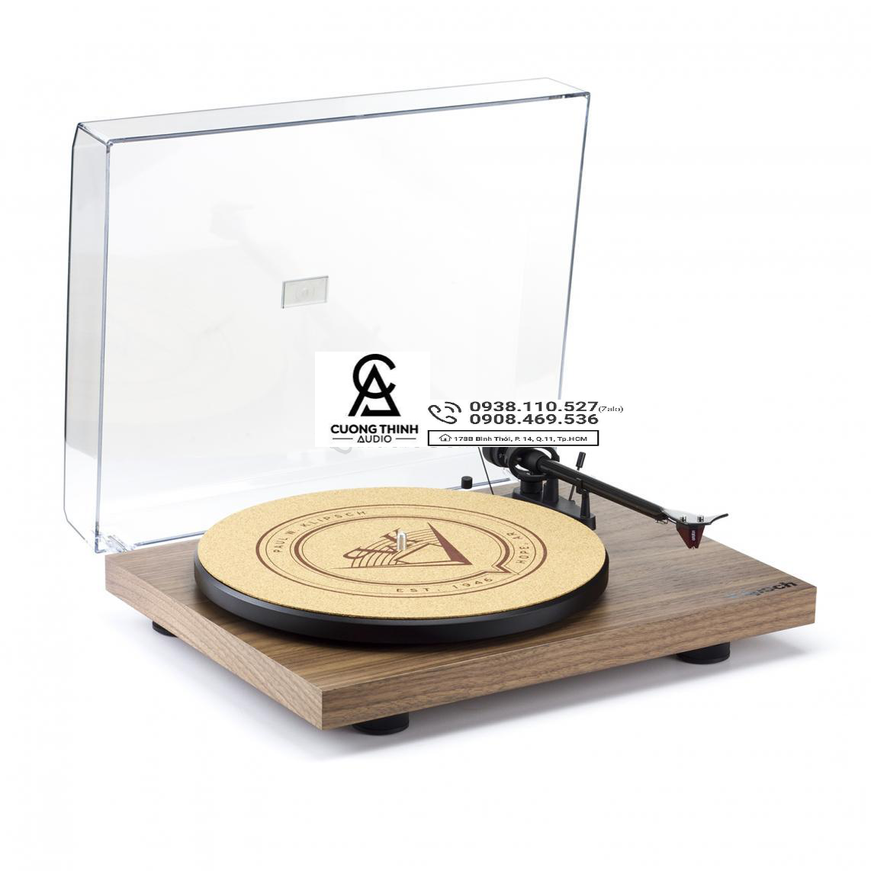 Đầu Đĩa Than Klipsch DEBUT CARBON WALNUT TURNTABLE – New 100% – Full Box