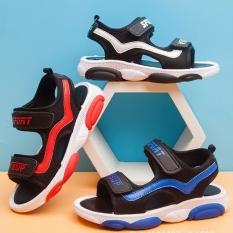 Dép Quai Hậu Phong Cách Thể Thao Đế Gấu Cho Bé Trai – Shop Miho Shoes