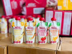 Váng sữa Heinz 120gr Nội Địa Úc – CHO BÉ TỪ 6 THÁNG TUỔI vị chuối