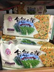 Bánh quy lạt rong biển Đài Loan 140g
