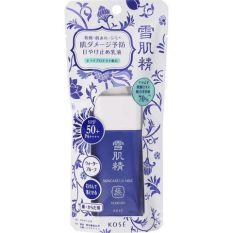 [Mẫu mới 2020] Kem Chống Nắng Kose Sekkisei Skincare UV Milk – 60 gram – TITIAN (Mẫu Mới)