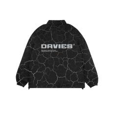 Áo khoác Davies nam nữ DSW Jacket Agression-BLACK