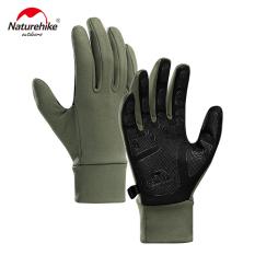 Găng tay cảm ứng, bao tay mùa đông phượt du lịch dã ngoại Naturehike NH20FS032 hàng chính hãng dành cho cả nam và nữ