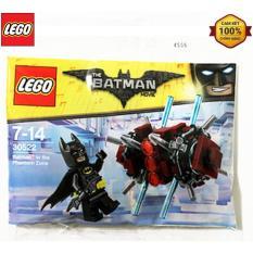 Đồ Chơi Xếp Hình Người Dơi Trong Vùng Ảo Ảnh LEGO Others 30522
