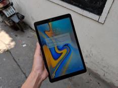 Máy tính bảng Samsung Galaxy Tab A 2018, màn hình 10.5 inch FullHD
