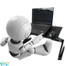 Bàn Laptop nhiều tư thế EasyForce EF-810 bằng kim loại tùy chỉnh độ cao