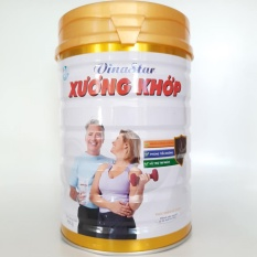 (date t11.2022) Sữa Vinastar xương khớp 900g ngừa loãng xương tiểu đường dành cho người già