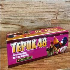 Thuốc úm gà con TEPOX 48 (1 gói)