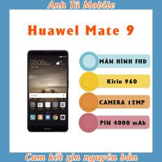 Huawel Mate 9 64GB Bản 2 sim – Camera đen trắng nghệ thuât đến từ leica. Chip kirin dùng cực mượt và mát.