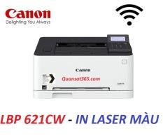 Sản phẩm top. Máy in Laser màu không dây CANON LBP621Cw