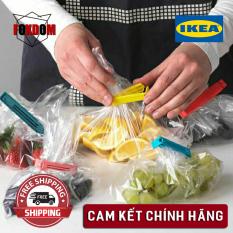 Combo 30 chiếc kẹp miệng túi ikea giúp bảo quản thực phẩm
