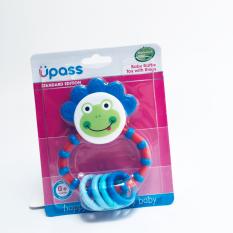 Lục lạc đồ chơi cho bé Upass