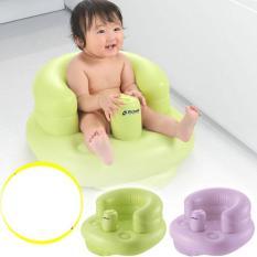 Ghế hơi tập ngồi cho bé siêu tiện lợi