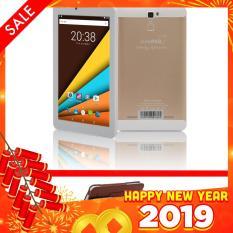 Máy tính bảng cutePAD M7089 1GB/8GB wifi/3G 7″ Vàng gold+ Bao da nâu – Hãng phân phối chính thức