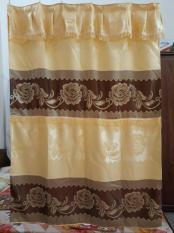 HOT SALE: Rèm cửa sổ vải gấm cao cấp kích thước 1mx1m4
