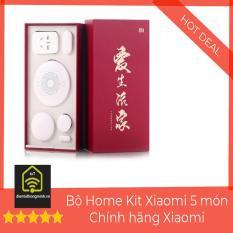 Bộ Xiaomi Smart Home Kit (Bộ Toàn Diện) 5 sản phẩm