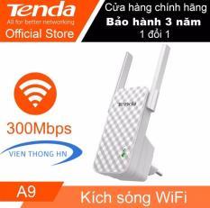 Tenda A9 Thiết Bị Kích Sóng Wifi, Tăng Sóng Wifi,Kích Wifi , Bộ Tiếp Nối Sóng Wi-Fi