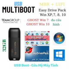 USB Boot DLC HK Anhdv Cứu Hộ Máy Tính Laptop Sẵn Ghost Drive