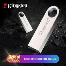 USB 32GB Kingston 2.0 (vỏ kim loại nguyên khối, chống va đập)