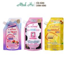 Muối tắm sữa bò Thái Lan A Bonne Spa Milk Salt 350g