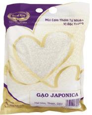 [Hỗ trợ ship] Combo gạo Nhật hạt tròn 4kg