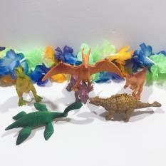 Đồ chơi mô hình 6 khủng long bạo chúa UBL TF0273 10 cm