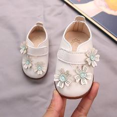 giày tập đi bé gái size 15-19 xinh xắn
