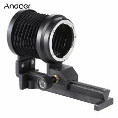 Andoer Macro Entension Bellows for Nikon F Mount Lens D90 D80 D60 D7100 D7000 D5300 D5200 D5100 D3300 D3100 D3000 Al SLR