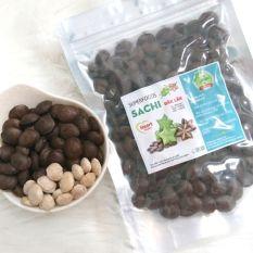 500gr Hạt Sachi Organic ĐăkLăk sấy chín (Hạt Sa chi)