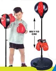 Bộ đồ chơi đấm bốc BOXING cho bé-Bộ đồ chơi đấm bốc thể thao cho bé