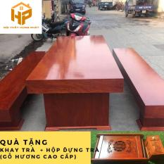 Bộ bàn ghế hộp kiểu K3 gỗ xoan đào