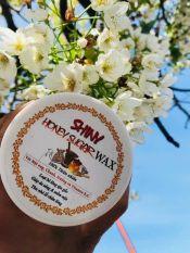 Sap wax lông mật ong Handmade(tặng kèm giấy wax+que gạt)