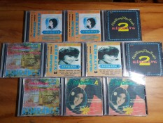 Bộ 10 Đĩa CD Nhạc 1975 – Bộ Kim Đằng