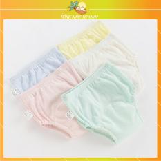 Bỉm vải, quần bỏ bỉm cao cấp xuất Hàn, chất liệu thoáng mát, thấm hút tốt giúp em bé không bị hăm
