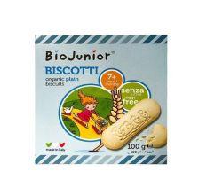 Bánh ăn dặm hữu cơ cho bé vị truyền thống 100g – BioJunior