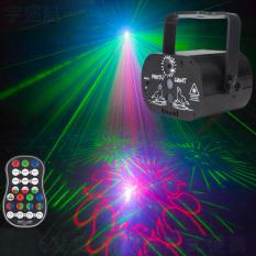 Đèn laser nháy theo nhạc – Đèn laser sân khấu cảm ứng âm thanh vũ trường karaoke cao cấp
