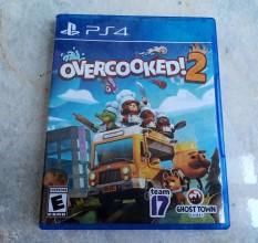 [HCM]Đĩa Game PS4: OVERCOOKED 2 – 2nd như mới