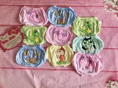 10 quần chip cho bé yêu mùa nóng 4-14kg ( size 1-5)