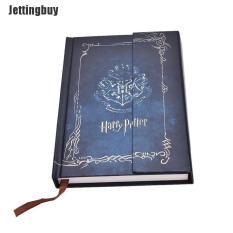 Phiên Bản Jettingbuy Vintage Harry Potter Nhật Ký Lịch Trình Kế Hoạch Máy Tính Xách Tay Du Lịch Bán Chạy