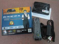 com bo 5 đầu kĩ thuật số DVB-T2 Đầu Thu DVB T2 TCTEK 377 T2HD