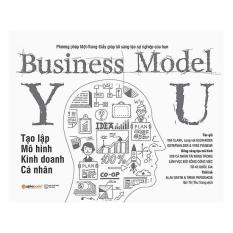 Sách-Business model you-Tạo lập mô hình kinh doanh cá nhân